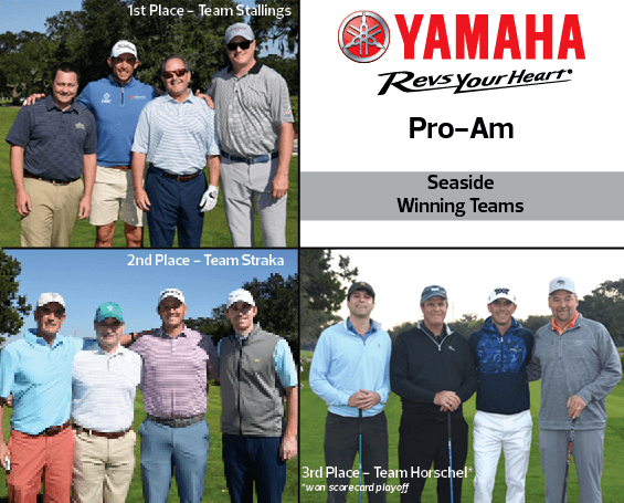 2019 Yamaha Pro-Am (Seaside)